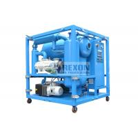 China Oil Flow Variable Transformer Oil Purification Machine, Dielectric Oil Filtration System ZYD-150(9000Liters/Hour) on sale