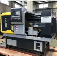 China two spindle CNC lathe machine with higher speed on sale