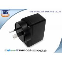Energy Saving EN60065 Au Plug 5V 2A Universal USB Power Adapter For Cellphones Manufactures