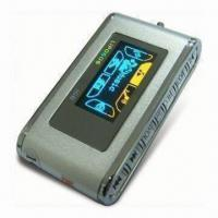 China OLED Screen MP3 Player with FM Radio and Built-in microSD Card Slot on sale