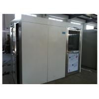 Workshop Class 1000 Air Shower Tunnel / Channels , Pharmaceutical Clean Room Manufactures