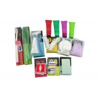 Easy Carry Luxury Hotel Bathroom Amenities With Colorful Paper Box Packing Manufactures