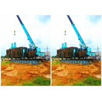 High Speed Hydraulic Pile Driving Machine Manufactures