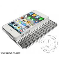 China IP001 Aluminum Bluetooth Keyboard for iPhone 5 on sale