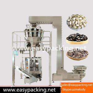 Multi heads weigher puffed food/ granule packing machine Manufactures