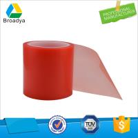Free sample high quality PET double-sided tape for advertisement Manufactures