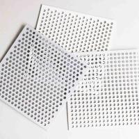 China Stainless Steel Perforated Metal Panels , Machinery Perforated Metal Screen on sale