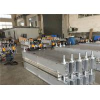 Aluminum Alloy Beams Conveyor Belt Vulcanizing Equipment With 72'' Press Pressure Bag Manufactures