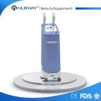 """100% American """"plug and play"""" 2 handles shr laser hair removal machine Manufactures"""