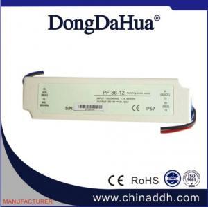 12V 24V Constant Voltage LED Driver Manufactures