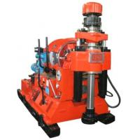 Quality Large Spindle I.D. 96mm Skid Mounted Drilling Rig Torque 6150N.m for sale