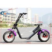 China 2018 New Style Two Wheel Off Road Electric Mobility Halley Scooter on sale