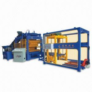 Concrete Paving Blocks Machine, Producing Compressed Earth Blocks Manufactures