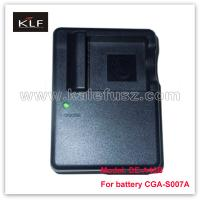 China Camera battery charger DE-A46B for Panasonic CGA-S007A on sale