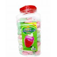 Lovely Strawberry Ice Cream Shape Marshmallow Sweet and Soft Manufactures