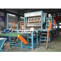 China New Technology Pulp Egg Tray Equipment Recycled Paper Processing Machine on sale