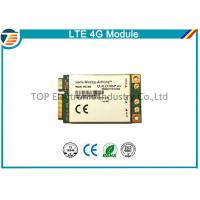 Multiple Cellular Embedded 4G LTE Module MC7305 MINI PCI-E Card Manufactures