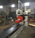 50-300 MM Diameter Welded Wire Mesh Machine TBI Ball Screw Three Set Servo Motor Manufactures