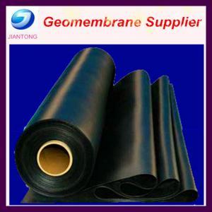HDPE waterproofing geomembrane