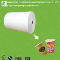 190+18gsm cup stock board Manufactures