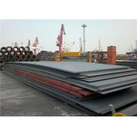 High Intensity ASTM A36 Hot Rolled Steel Plate For Shipping / Bridges Manufactures