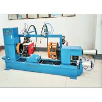 Manual Loading - Unloading CNC Metal Spinning Lathe Steel Bottle Seam Welding Manufactures