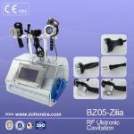 Cavitation Vacuum Multi Function Beauty Equipment For Body Slimming / Skin Elasticity Manufactures