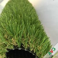 Wall Decoration DIY Outdoor Artificial Grass PP+ SBR Latex Backing 6800 Dtex Manufactures