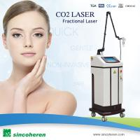 CO2 Fractional Laser Multifunction Beauty Machine For Scar Removal / Skin Resurfacing Manufactures