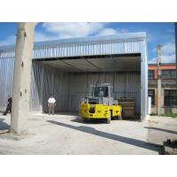 Eco Friendly Kiln Wood Drying Equipment 120 Cubic Meter Easy Assembly Manufactures