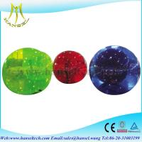 Hansel Clear Inflatable Water Ball For Water Pool Games for sale