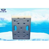 China Food Grade Material Ice Brick Freezer Pack For Cold Chain Transport Keep Fresh 2000ml on sale