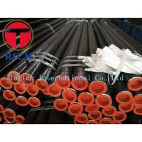 Quality Petroleum Api Carbon Steel Seamless Tube Black Painted With Pe Coating for sale