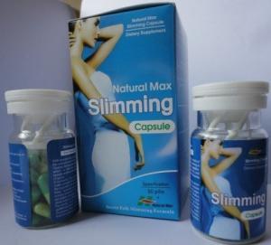 Green Natural Max Slimming Capsule Original Herbal Appetite Suppressant Slimming Pills