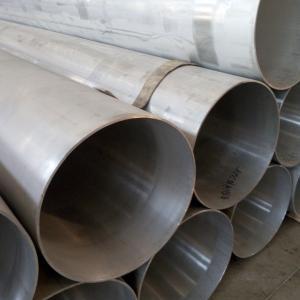 China Mill Finished Extruded Aluminum Tube , Seamless Aluminium Tube 6 Meter Length on sale