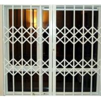 China High Security Retractable Window Security Bars For Coastal / Inland Area on sale