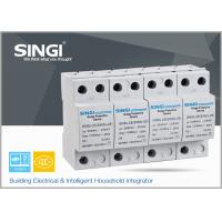 CE ISO9001 CCC Approved Surge Protector Device surge arrester 275v 25ka