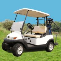 Excar 48V Electric Golf Car Pearlized Trojan Battery Aluminum Chassis Manufactures