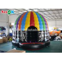 Fire Resistant Commercial Inflatable Air Tent Disco Dome Bouncy Jumper House Manufactures