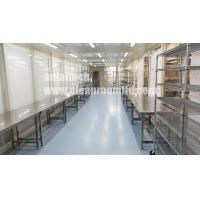 Class 10000 ISO7 clean booth China Modular clean room for sale