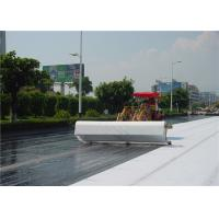 0.68 - 0.92MM Thickness Driveway underlayment fabric separation Geotextile underlayment Manufactures