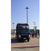 Security CCTV Telescopic Mast Telescopic Vehicle Mounted Antenna Mast Pole Manufactures