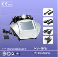 China Portable cavitation  tripolar slimming machines 40khz for cellulite reduction on sale