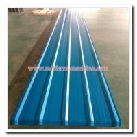 China Color Prepainted RAL Color Trapezoid Profile Roofing Sheet with Four or Five Corrugations IT4 IT5 on sale