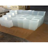 High Transparent Custom Acrylic Products Clear Acrylic Blocks For Crafts Manufactures