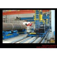 Middle Duty 5 * 5m Welding Column and Boom For Steel Pipe / Tank Movable Welding Manufactures