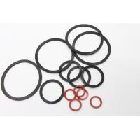 China Filter Seals High Temprature O Rings FKM 30 - 90 Shore Hardness ROHS W270 on sale