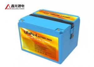 China Energy Storage 12V 100Ah LiFePO4 Trailer RV Camper Battery on sale