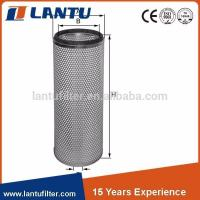 Manufacturer 25042316 6112837620 6001812350 spare parts air filter for excavator Manufactures