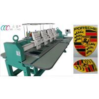 Digital Auto four Head Computerized Embroidery Machine For Hats / Jacket , 110V / 220V Manufactures